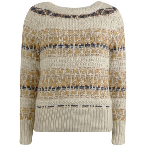 Sessun Women's Mower Jumper - Caribou
