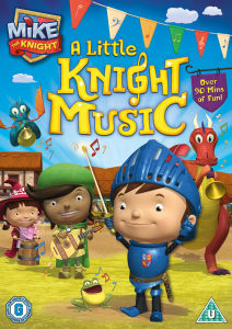 Mike The Knight: A Little Knight Music
