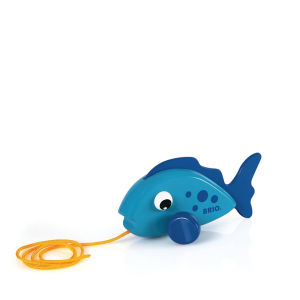 Brio Pull Along Fish