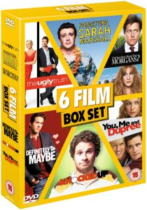 6 Film Box Set