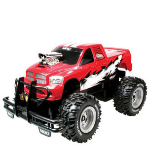 Nikko: Mega Machine Radio Control Monster Truck