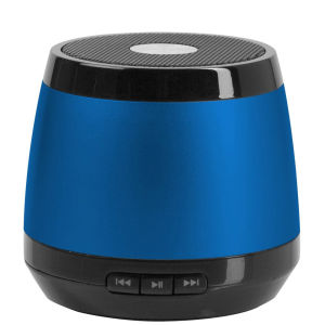 HMDX Jam Bluetooth Portable Speaker - Blue