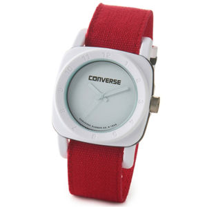 Converse Unisex Watch 1908 Collection – Red (Large Face)