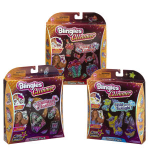 Blingles - Glimmer Theme Pack (Styles May Vary)