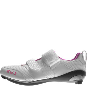 Fizik Ki Triathlon Shoe - Pearl White
