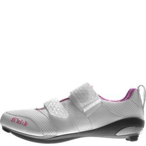 Fizik Ki Triathlon Shoe - Pearl White