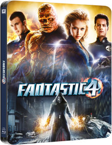 Fantastic Four - Limited Edition Steelbook
