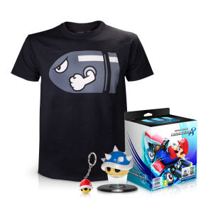 Exclusive Mario Kart 8 Bundle - Limited Edition (Extra Large T-Shirt)