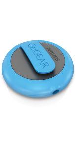 Philips GoGEAR SA5DOT02BN/12 2GB MiniDot MP3 Player