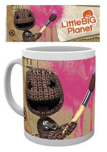 Little Big Planet Paint - Mug