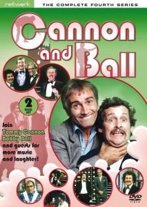 Cannon and Ball - Complete Series 4
