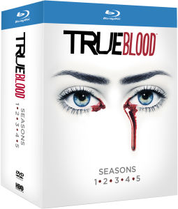 True Blood - Season 1-5