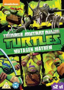 Teenage Mutant Ninja Turtles: Season 2 - Volume 1