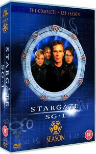 Stargate SG-1 - Season 1 Box Set