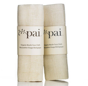 Pai Organic Muslin Face Cloth