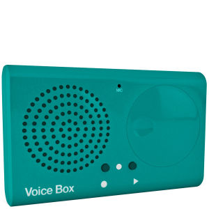 Voice Box with Warp Effects