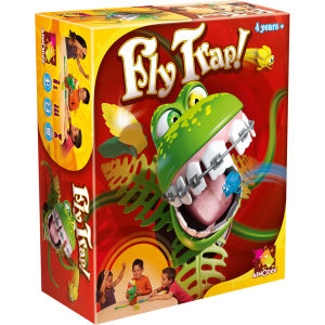 Fly Trap Kids Action Game