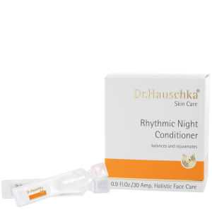 Dr Hauschka Rhythmic Night Conditioner (30 Ampoules)