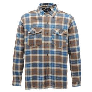 Regatta Mens Carman Shirt - Blue