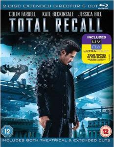 Total Recall (Bevat Exclusieve Bonus DVD)