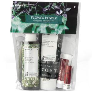 Korres Flower Power Kit
