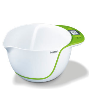 Digital Kitchen Mixing Bowl and Scale
