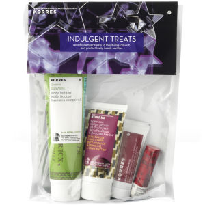 Korres Indulgent Treats Kit