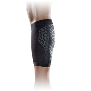Nike Men's Pro Combat Calf Sleeve Support - Black