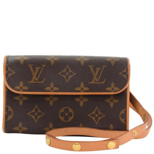 Louis Vuitton Vintage Monogram Canvas Waist Pochette