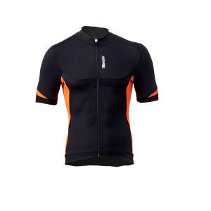 Santini Heat Sink System Short Sleeve Jersey - Black