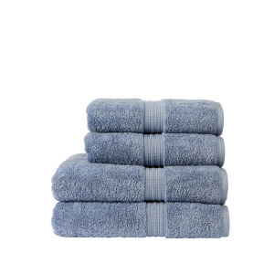 Christy Plush Towel - Stonewash