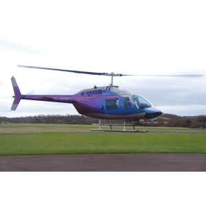 Helicopter Flight For Two in Scotland (Special Offer)