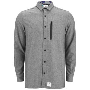 Boxfresh Men's Corriss Shirt - Grey Marl