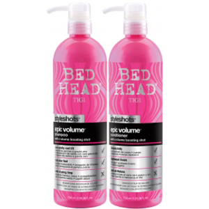 Tigi Bed Head Styleshots Epic Volume Tween Duo (2 PRODUCTS)