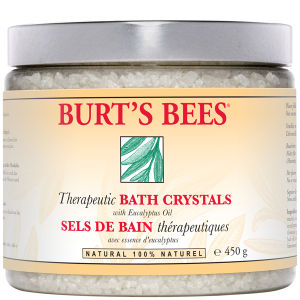 Burt's Bees Therapeutic Bath Crystals 450g