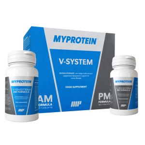 MP MAX V-System