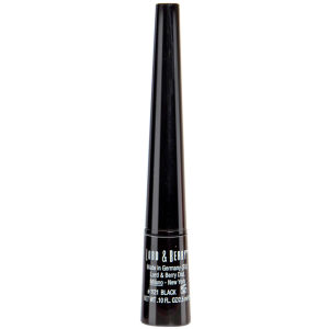 Eyeliner líquido Lord & Berry Ink Glam - Negro