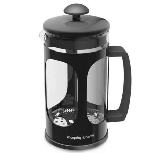 Morphy Richards Equip Cafetiere - Black