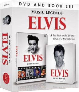 Music Legends: Elvis (Includes Book)