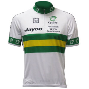 Santini Australia National Team SS Cycling Jersey - 2013