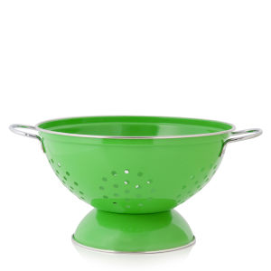 Cook In Colour Large Colander - Green