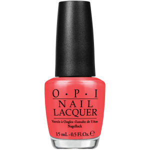 OPI Brazil Nail Lacquer - Toucan Do It If You Try