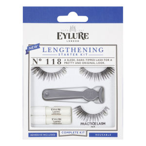 Eylure Lashes Starter Kit No.118 (Lengthening)