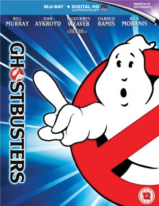 Ghostbusters - Mastered in 4K Edition (Includes UltraViolet Copy)