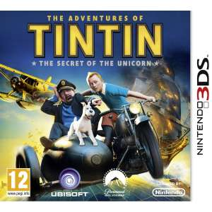 The Adventures Of Tintin: The Secret Of The Unicorn The Game 3D PAL UK