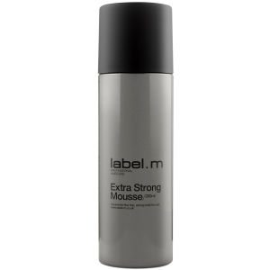 Mousse label.m Extra Strong (200ml)