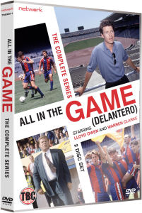 All in the Game (Delantero) - The Complete Series