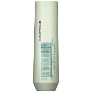 Champú  Dualsenses Green Real Moisture de Goldwell (250 ml)