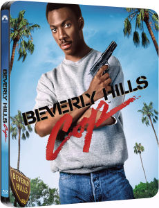 Beverly Hills Cop - Zavvi Exclusive Limited Edition Steelbook