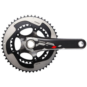 SRAM RED22 Crank Set Exogram GXP (GXP Cups NOT Included)